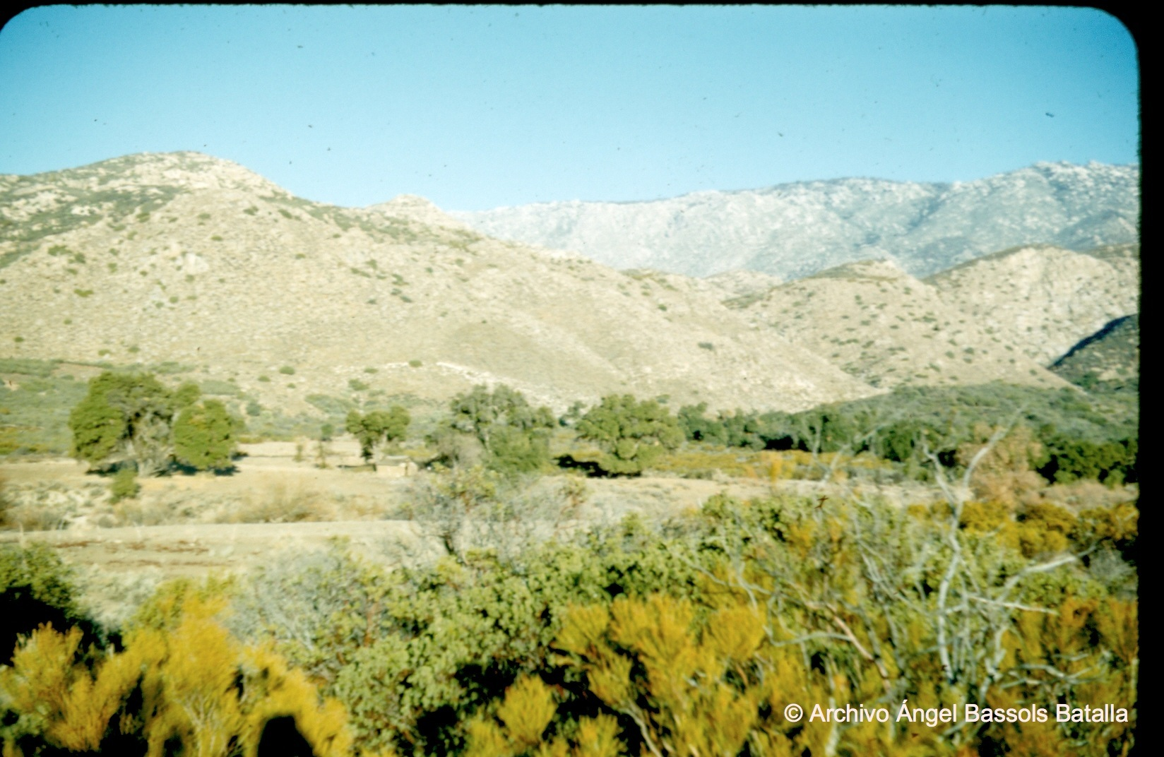 Rancho Estribaciones de San Pedro Mártir