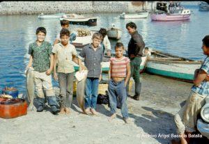 Niños de Puerto Peñasco