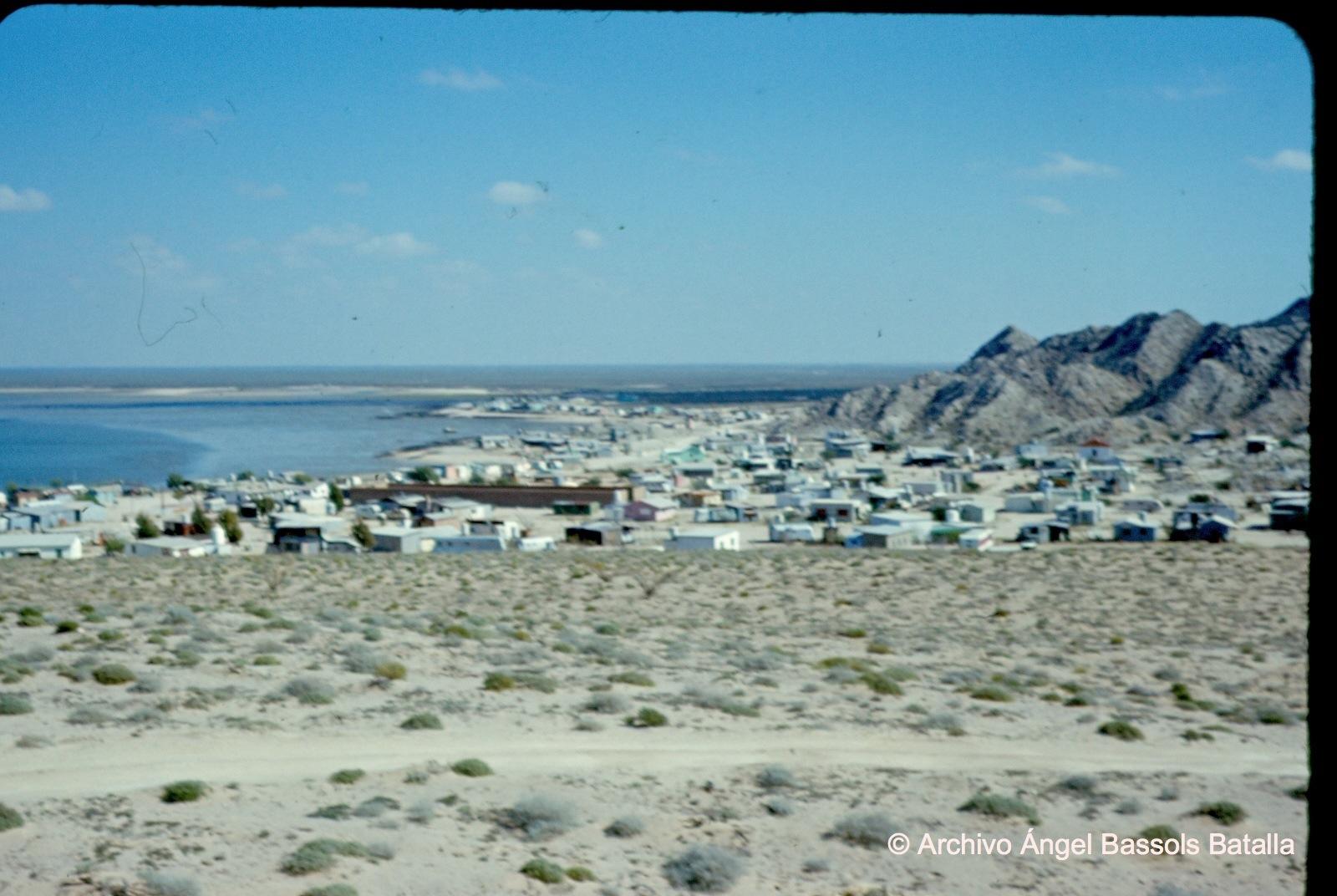 Bahía Choya al Norte de Puerto Peñasco