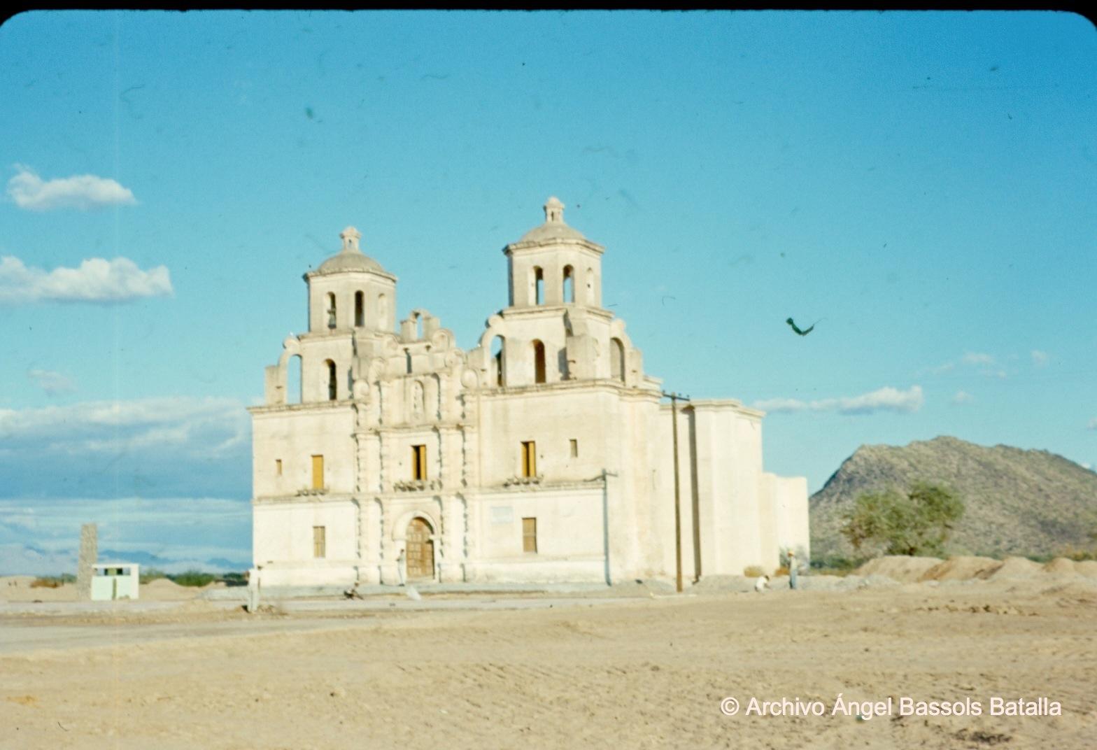 Iglesia de Caborca
