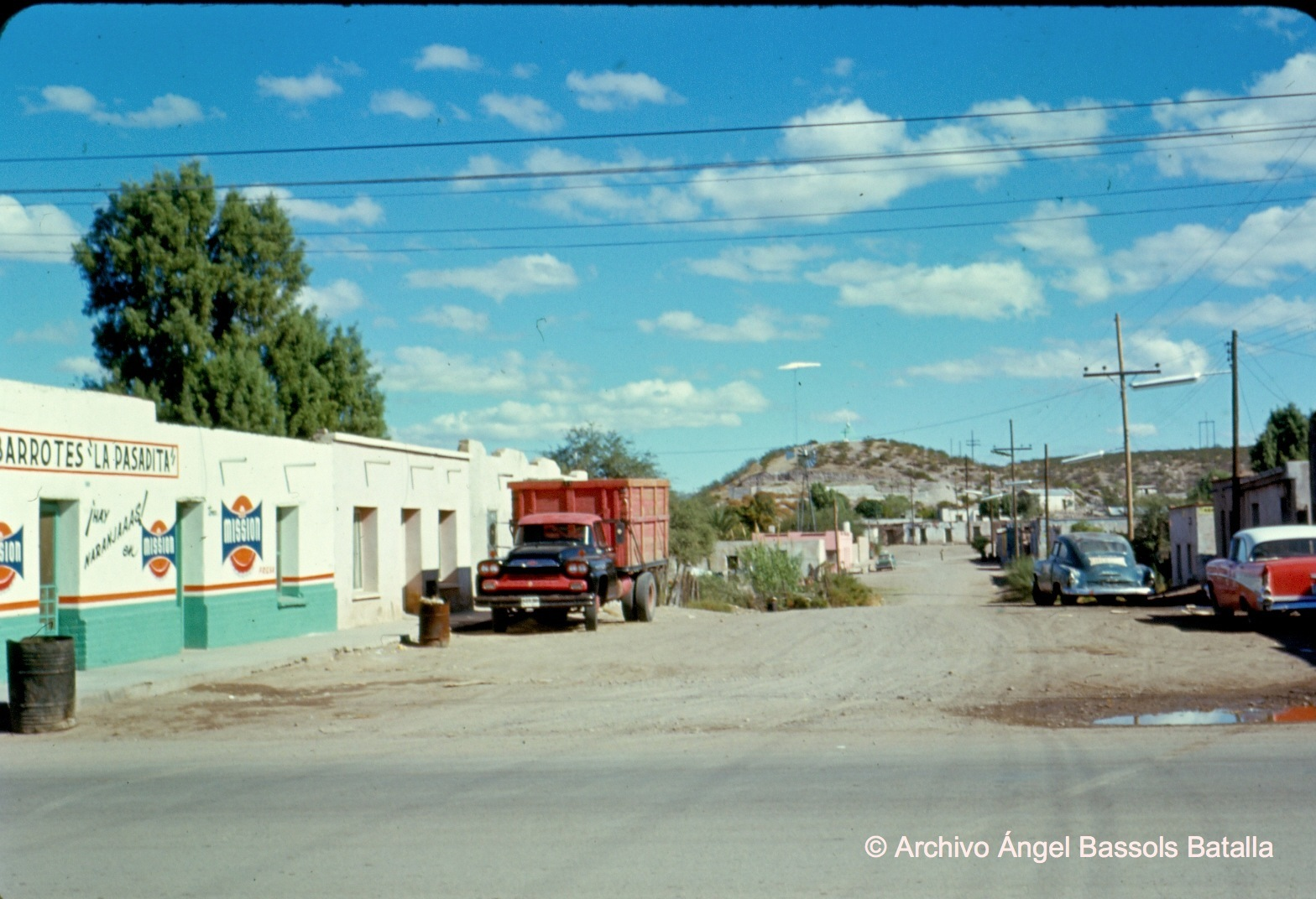 Calle de Caborca