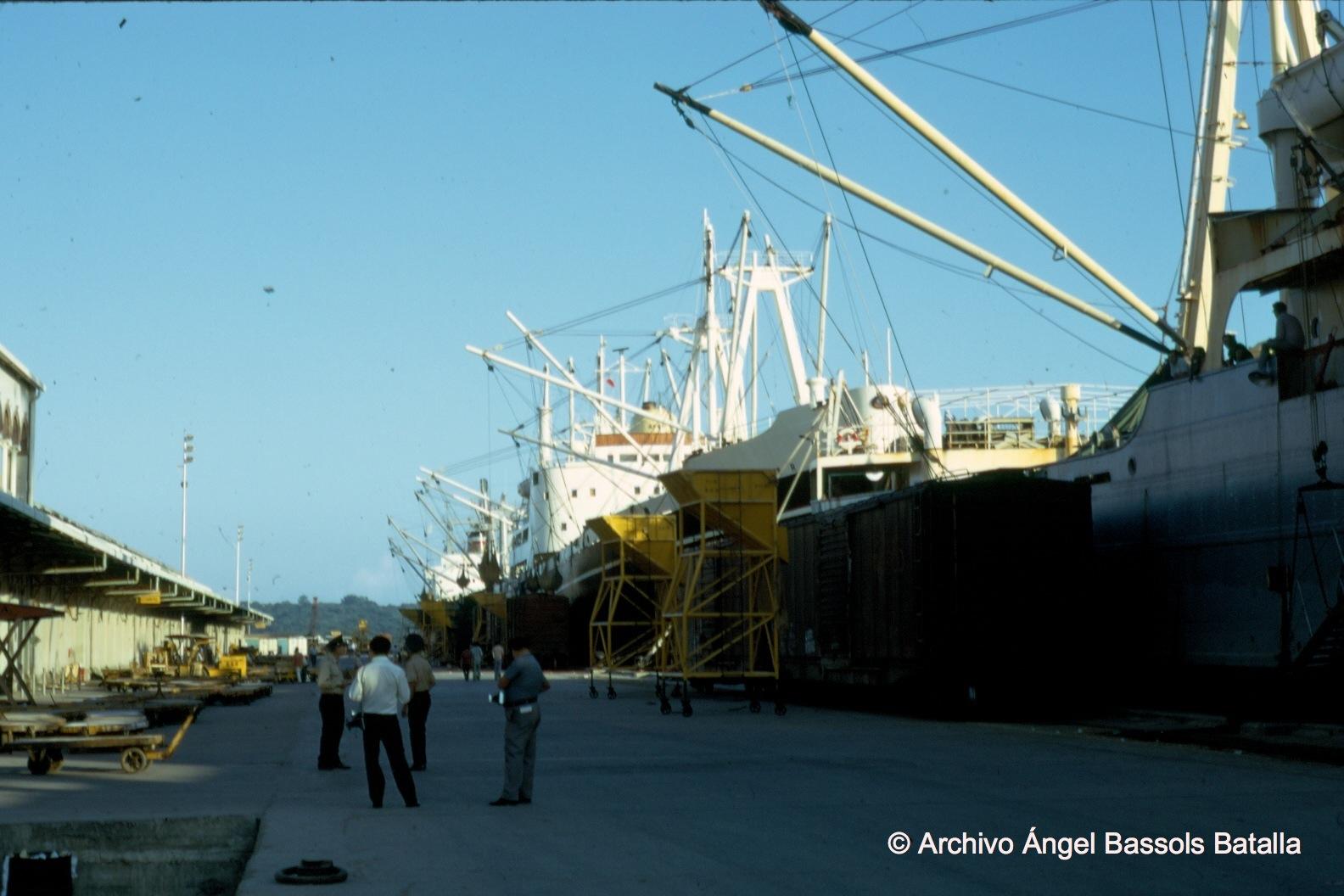 Muelles de Tampico