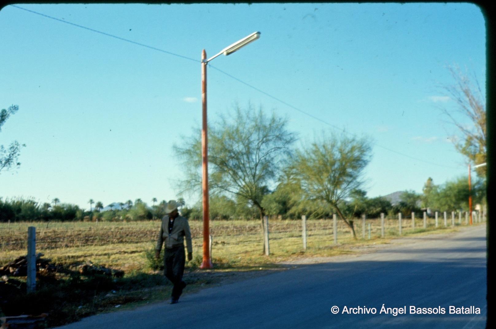 Entrada valle del Yaqui