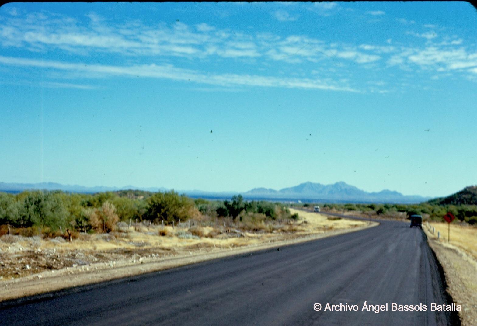 Valle de Hermosillo desde el Norte