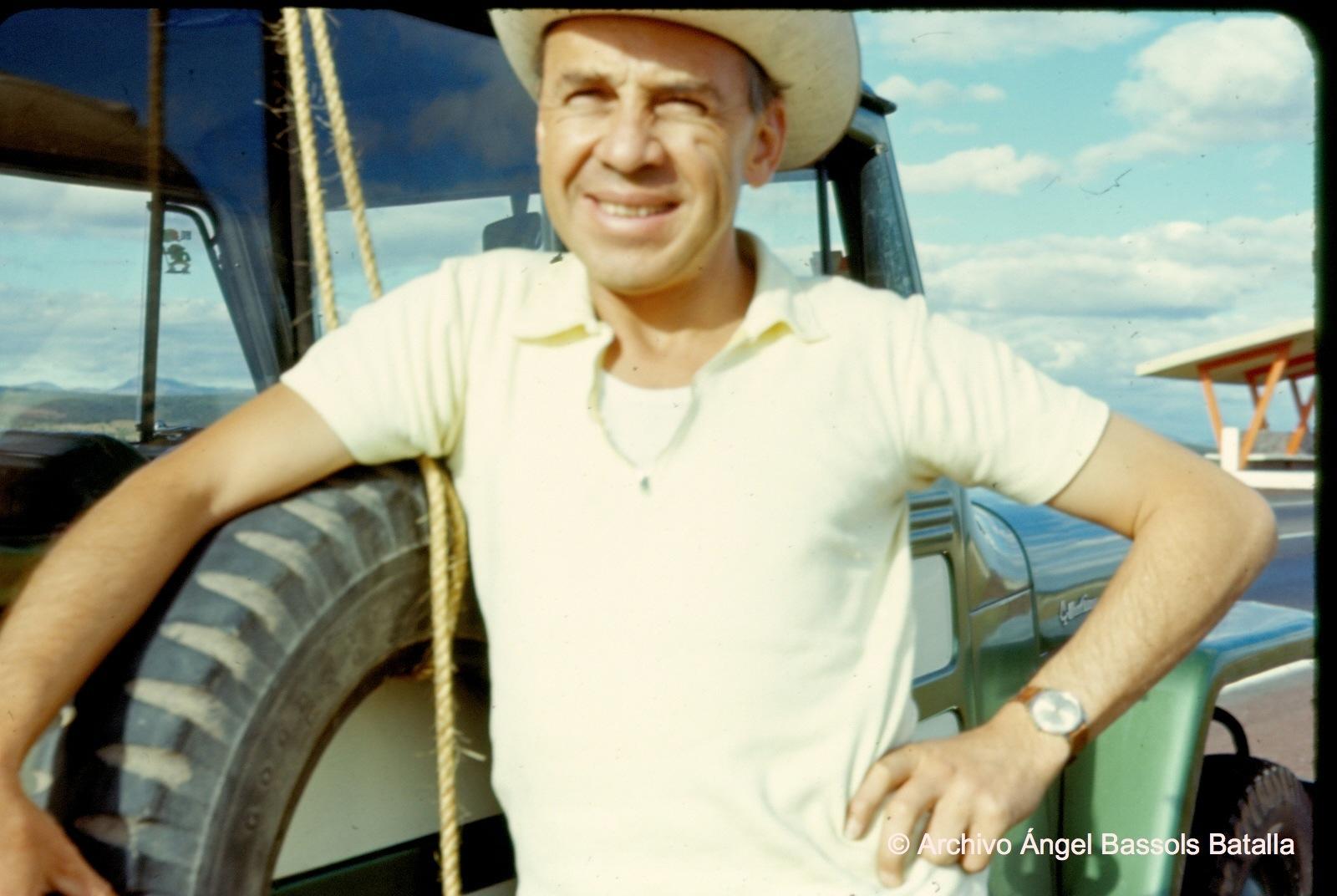Fin del viaje 1966 en Sur de Sonora