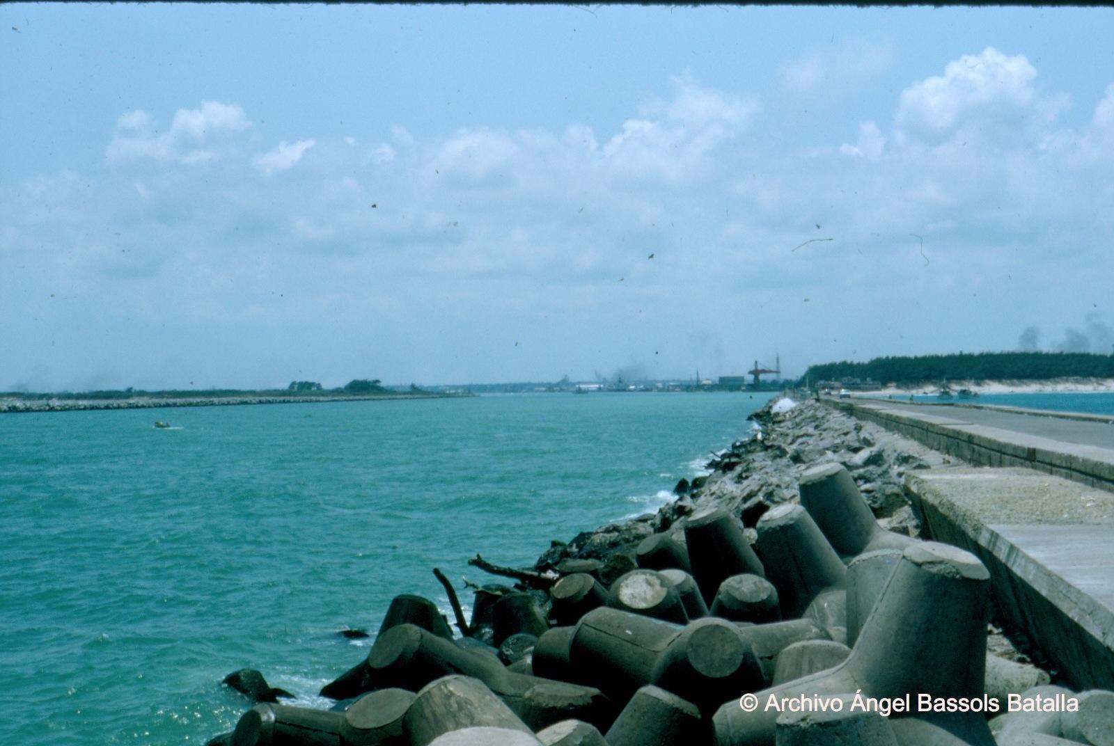 Rompeolas de Tampico