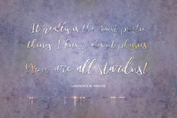 stardust quote Dream Font