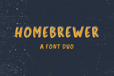 Homebrewer Sans