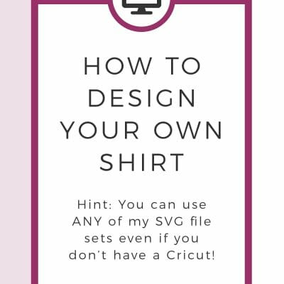 How to Design Your Own Shirt