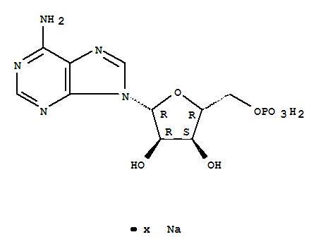 5'-Adenylic acid,sodium salt (1:?)