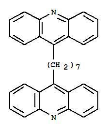1,7-Di(9-acridine)heptane