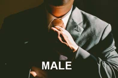 men body composition
