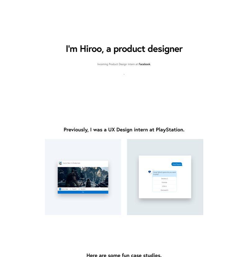 bestfolios ui ux design portfolio inspiration and showcase