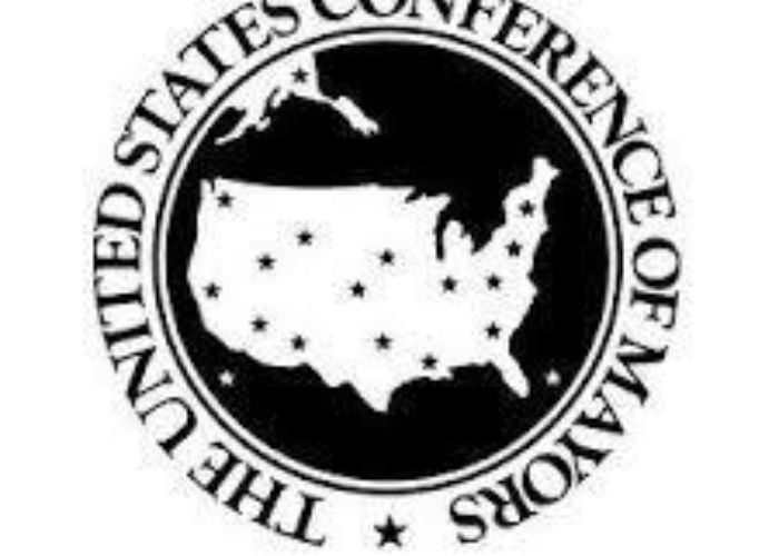 Logo for  US Conference Of Mayors