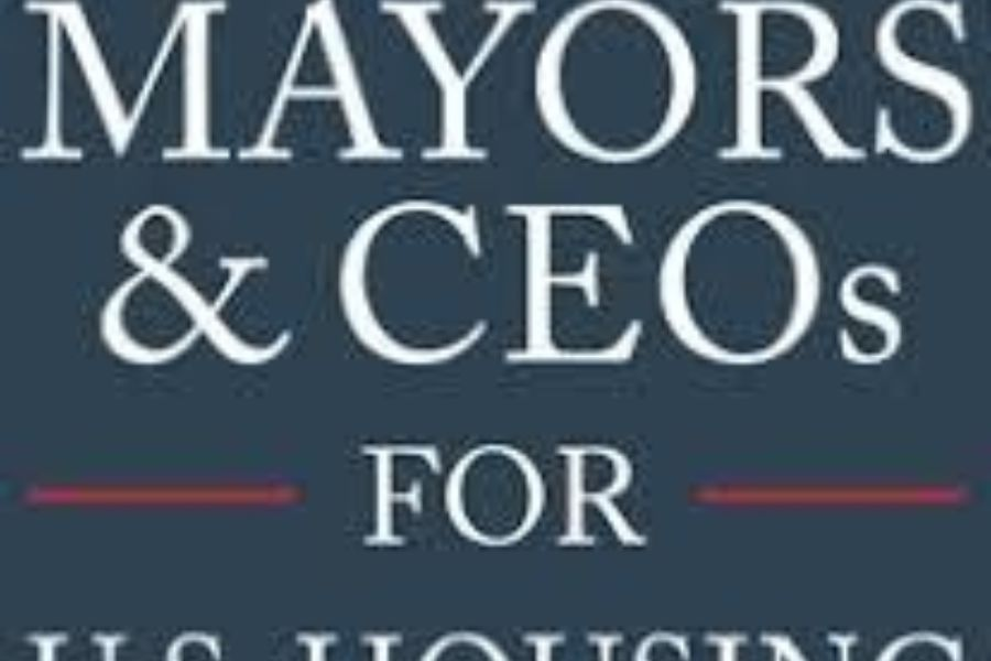 Mayors and CEOs for Housing logo