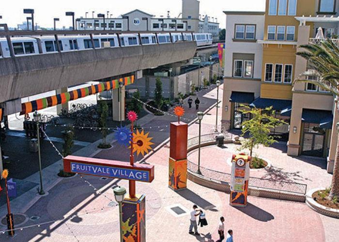 Fruitvale Transit Village - rendering