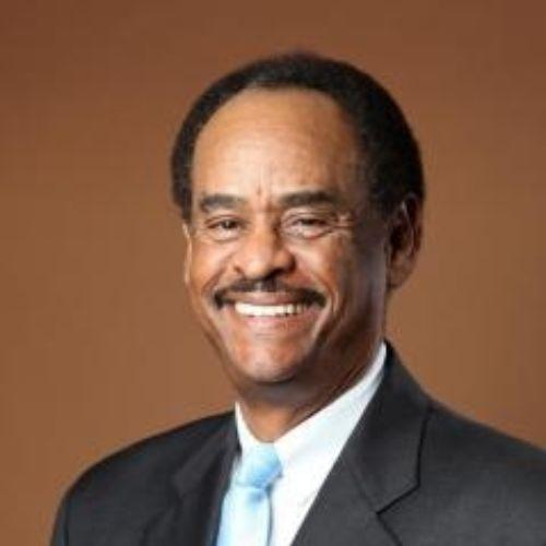 City Council member Larry Reid, District 7