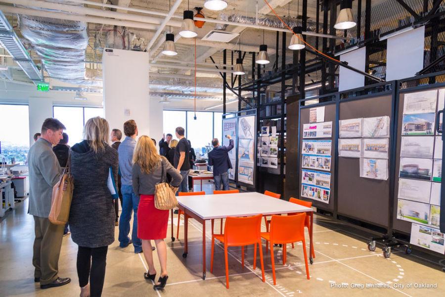 Uptown Innovation Hub Walking Tour