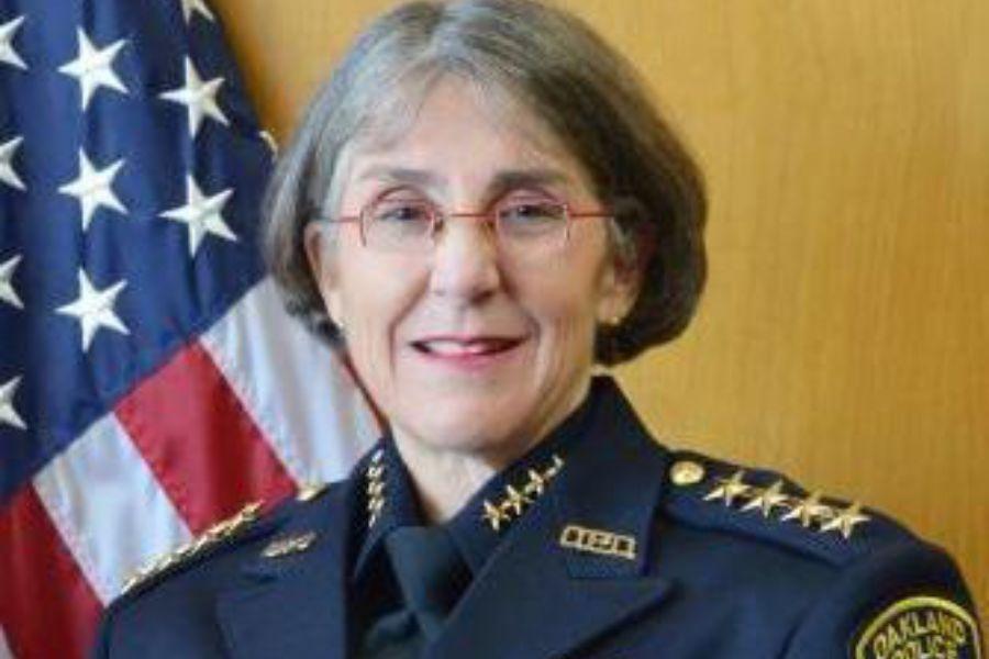 Police Chief Kirkpatrick