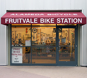 Fruitvale Bike Station