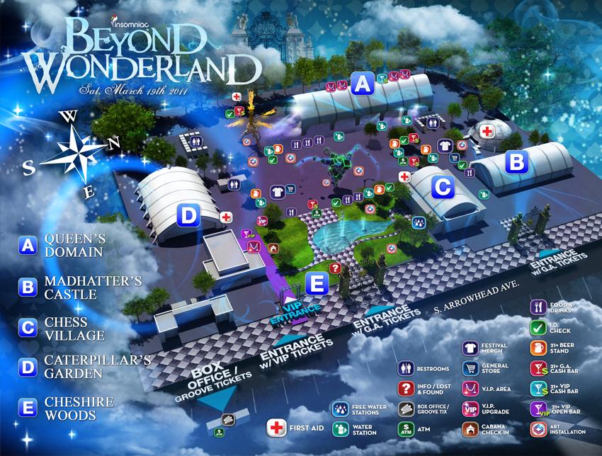 Beyond Wonderland 2012 - Page 6