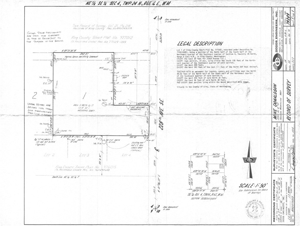 Image 2 of 21 For 22703 Se 18th Street