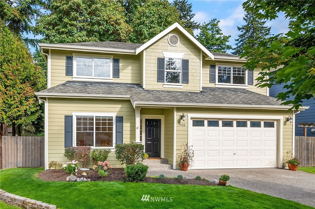 Details for 7528 153rd Place, Kenmore, WA 98028