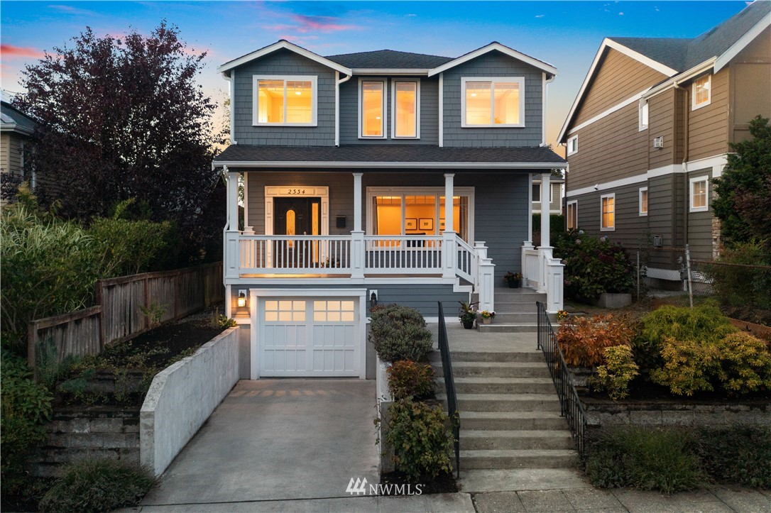 Details for 2334 61st Street, Seattle, WA 98103