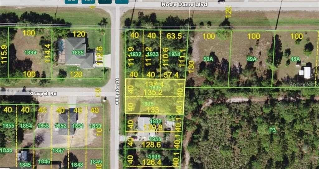 Listing Details for 11466 Alligator Street, PUNTA GORDA, FL 33955