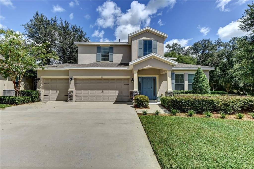 Details for 632 Meadow Sage Drive, DELAND, FL 32724