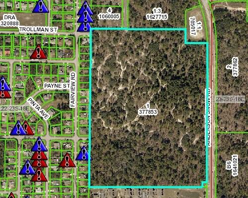 Details for 2225 Anderson Snow Road, SPRING HILL, FL 34609