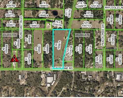 Details for 9201 County Line Road, Spring Hill, FL 34606