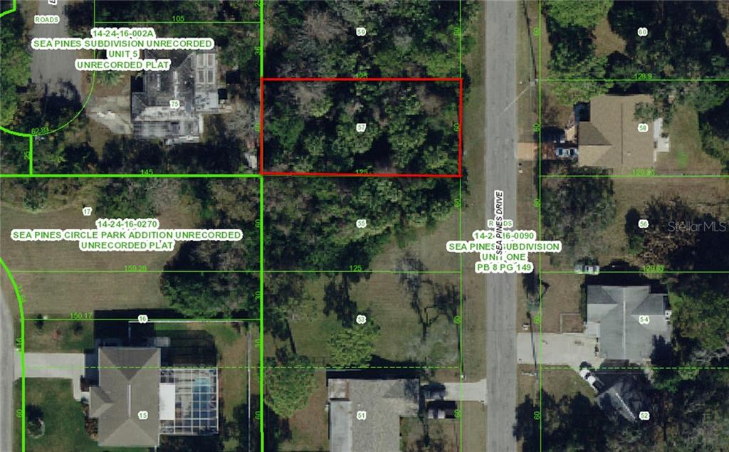 Listing Details for 0 Sea Pines Drive, HUDSON, FL 34667