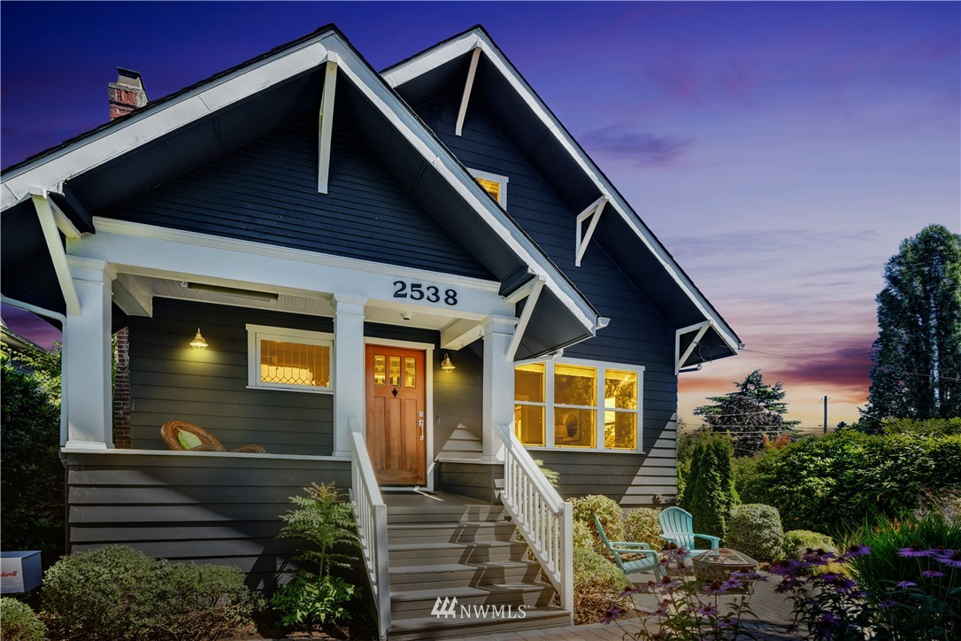 Details for 2538 30th Avenue S, Seattle, WA 98144