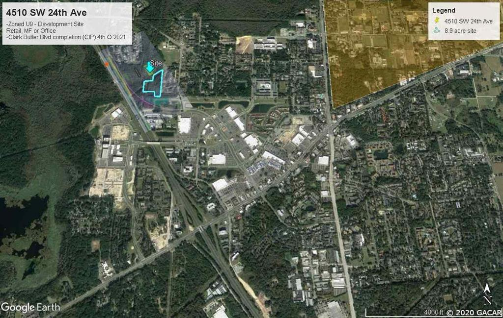 Listing Details for 4510 24th Avenue, Gainesville, FL 32608