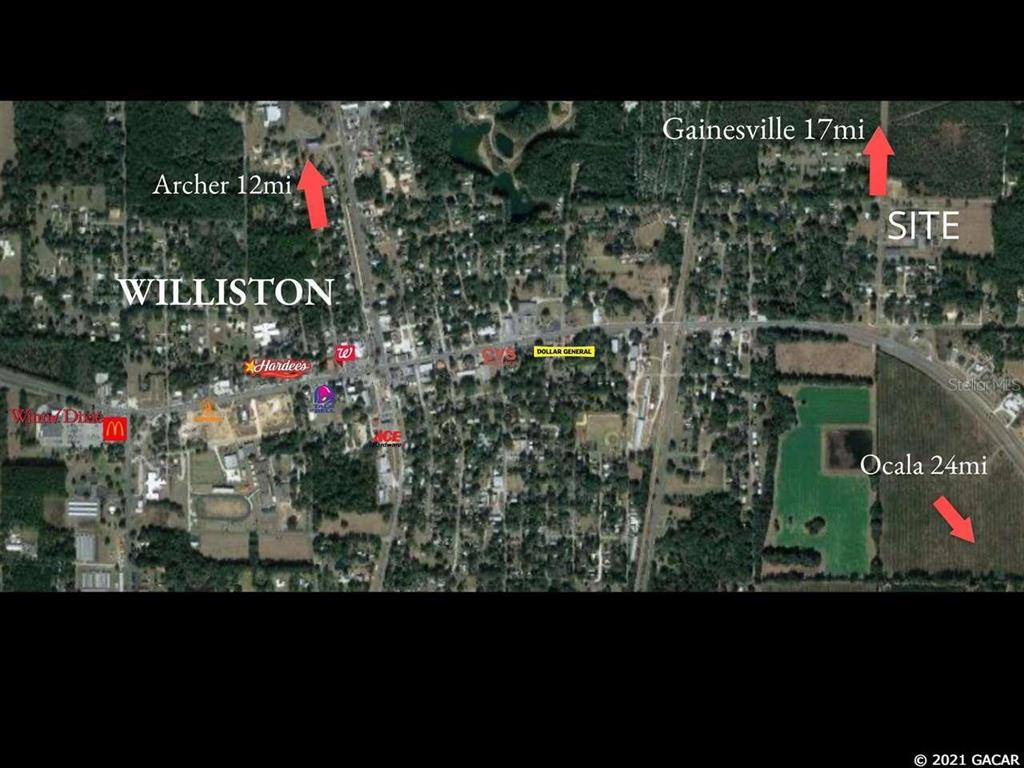 Details for 20550 42nd Place, Williston, FL 32696