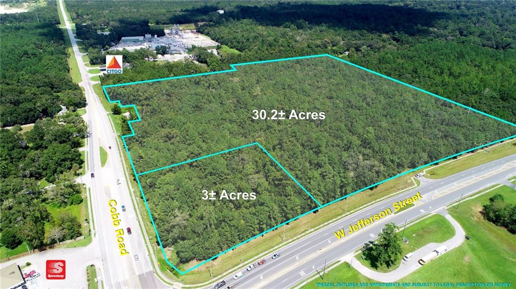 Details for Sr 50 & Cobb Road Street, BROOKSVILLE, FL 34601