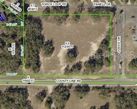 Listing Details for County Line Road, Spring Hill, FL 34609