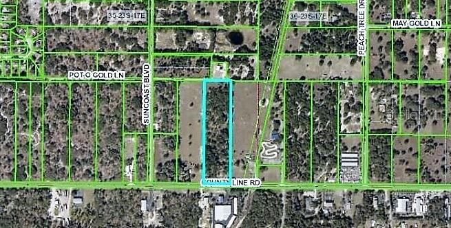 Details for 0 County Line Road, SPRING HILL, FL 34608