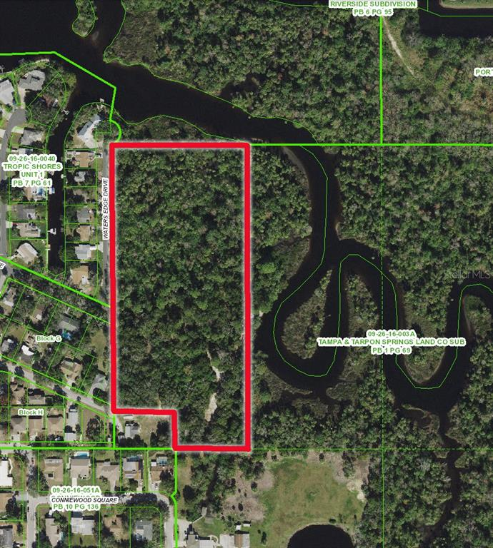 Details for Waters Edge Drive, NEW PORT RICHEY, FL 34653