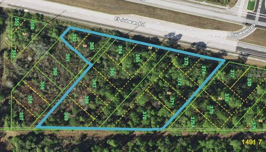 Details for 3600 El Jobean Road, PORT CHARLOTTE, FL 33953