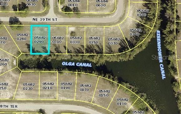 Listing Details for 810 39th Street, CAPE CORAL, FL 33909