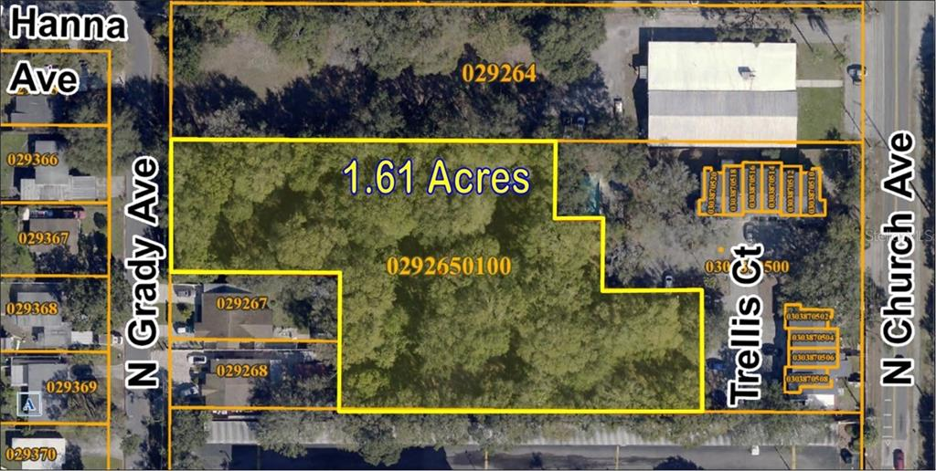 Details for 0 Church Avenue, TAMPA, FL 33614