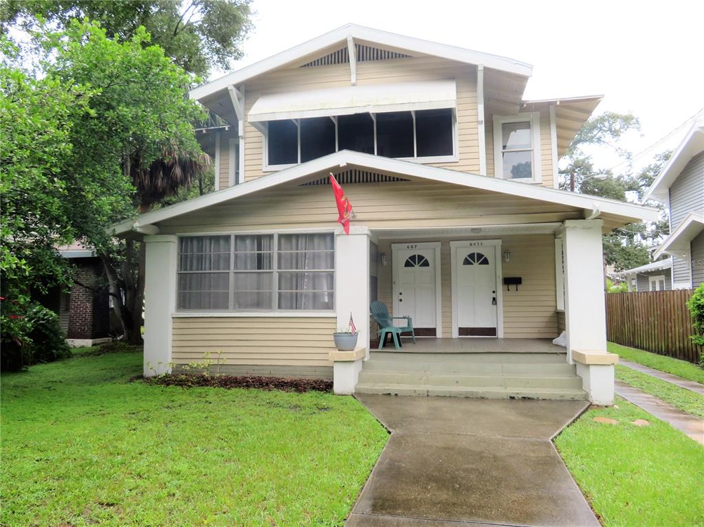 Details for 607 Willow Avenue 1-2, TAMPA, FL 33606