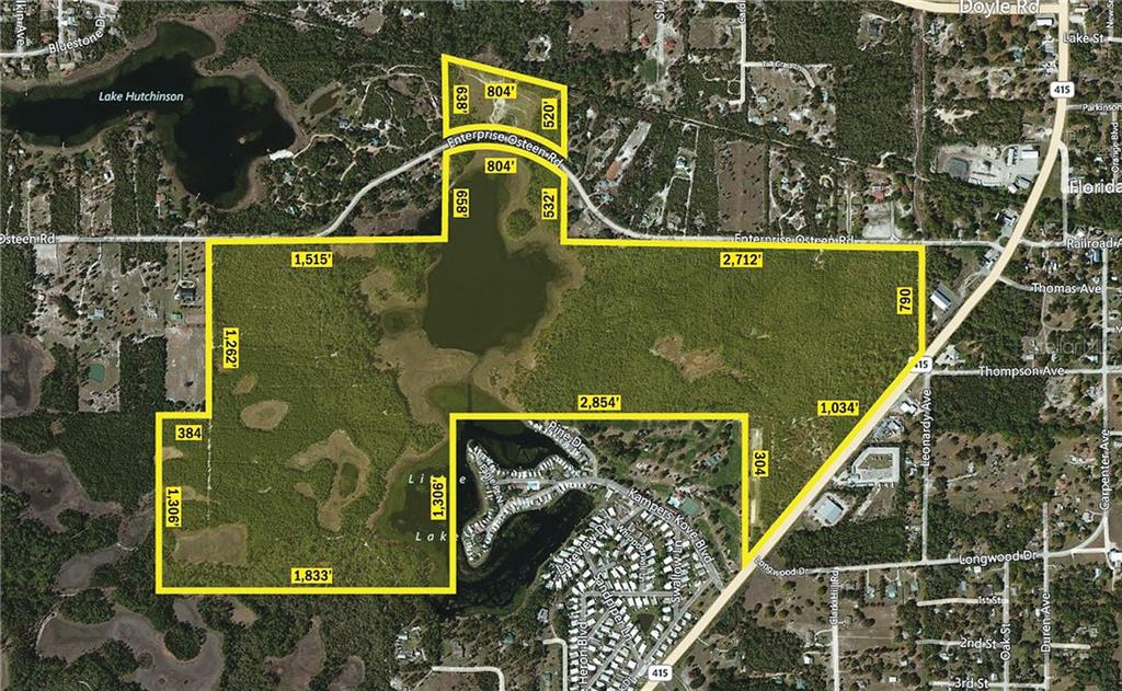 Listing Details for 250 State Road 415, OSTEEN, FL 32764
