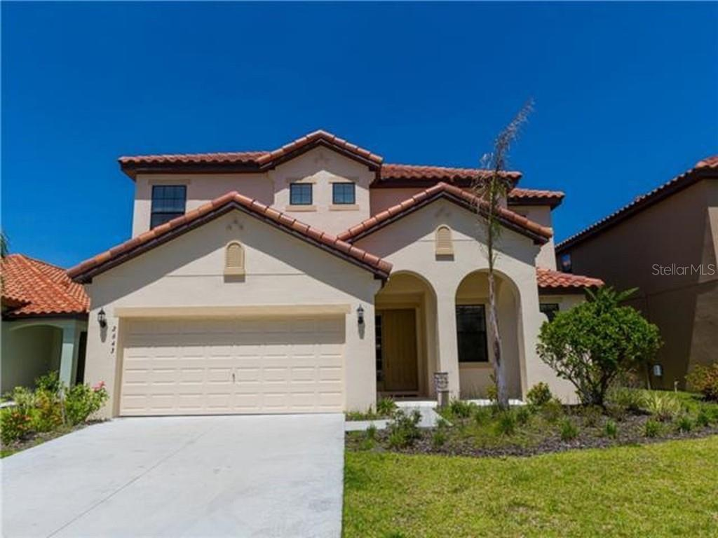 Details for 2643 Tranquility Way, KISSIMMEE, FL 34746