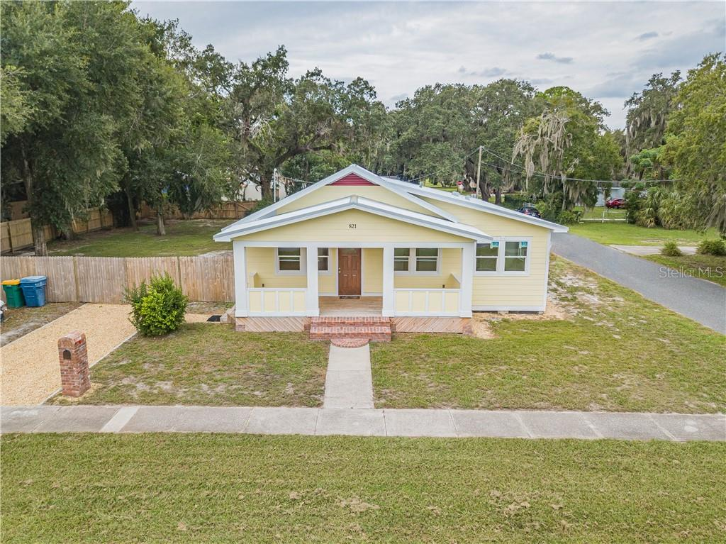Details for 821 Saint Clair Abrams Avenue, TAVARES, FL 32778