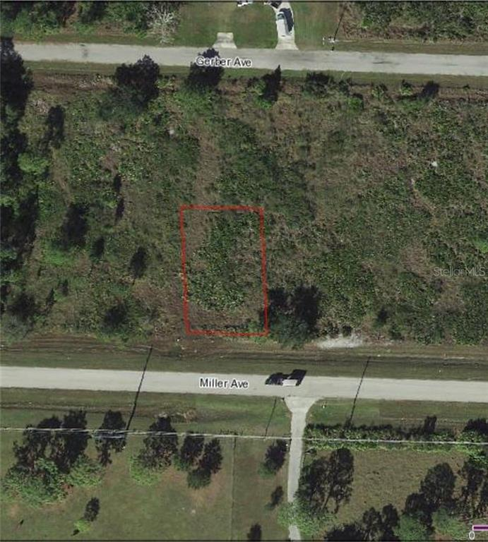 Listing Details for 3449 Miller Avenue, LAKE PLACID, FL 33852