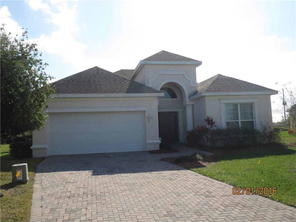 Details for 213 Towerview Drive E, HAINES CITY, FL 33844