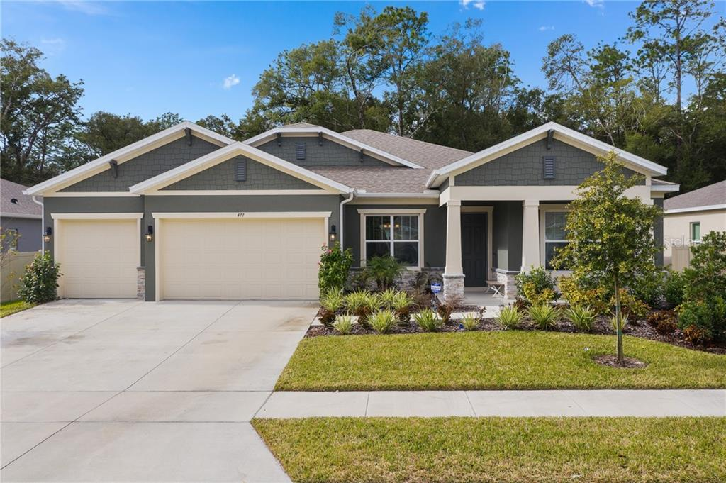 Details for 477 Nowell Loop, DELAND, FL 32724